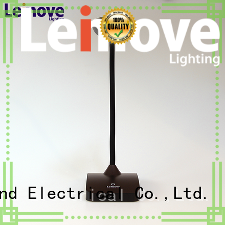 Leimove custom led reading lamp by bulk for sale