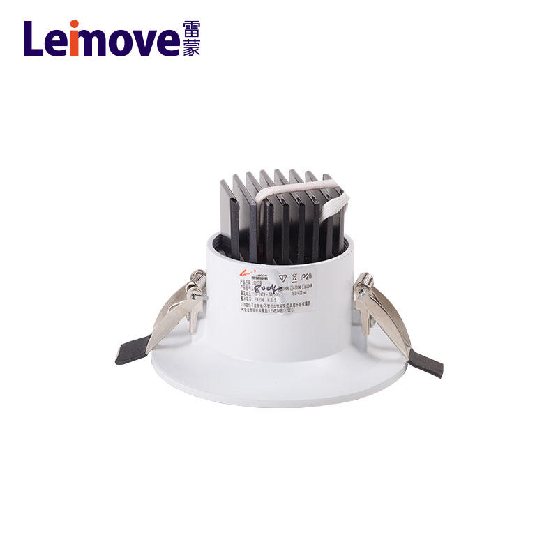 mr16 round crystal led lamp