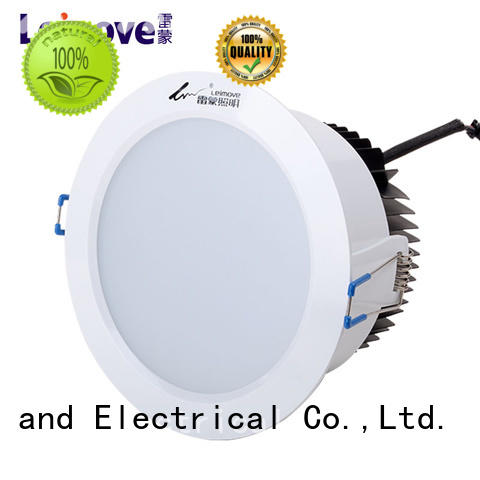 Leimove recessed outdoor led downlights surface mounted for sale