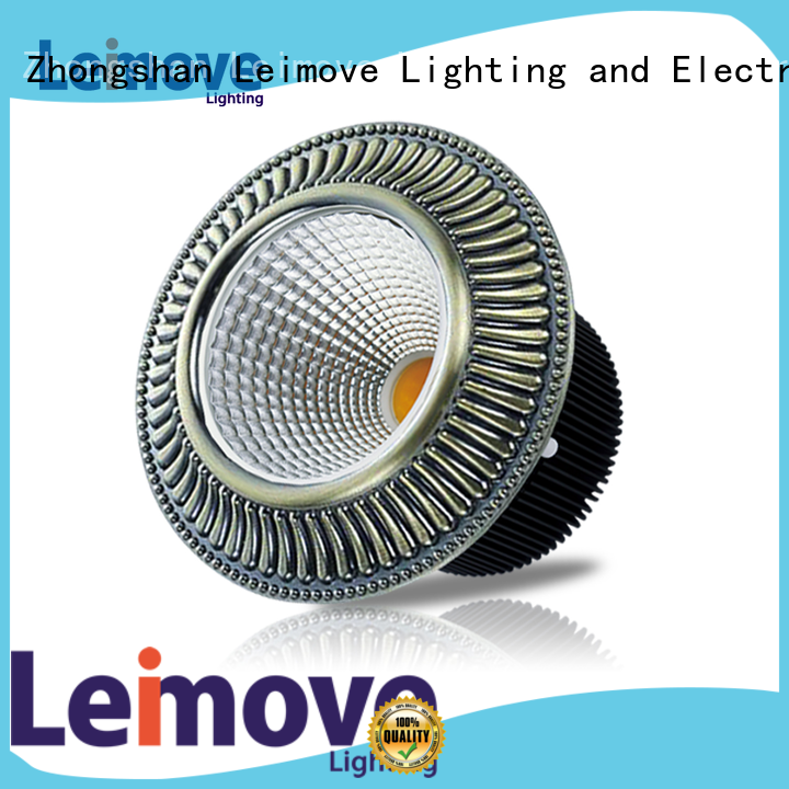 Leimove cob outdoor led downlights custom made for sale