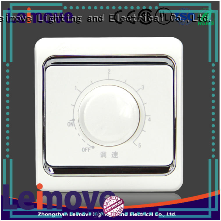higher impact resistance electric switch shock resistance simple structure lighting accessories