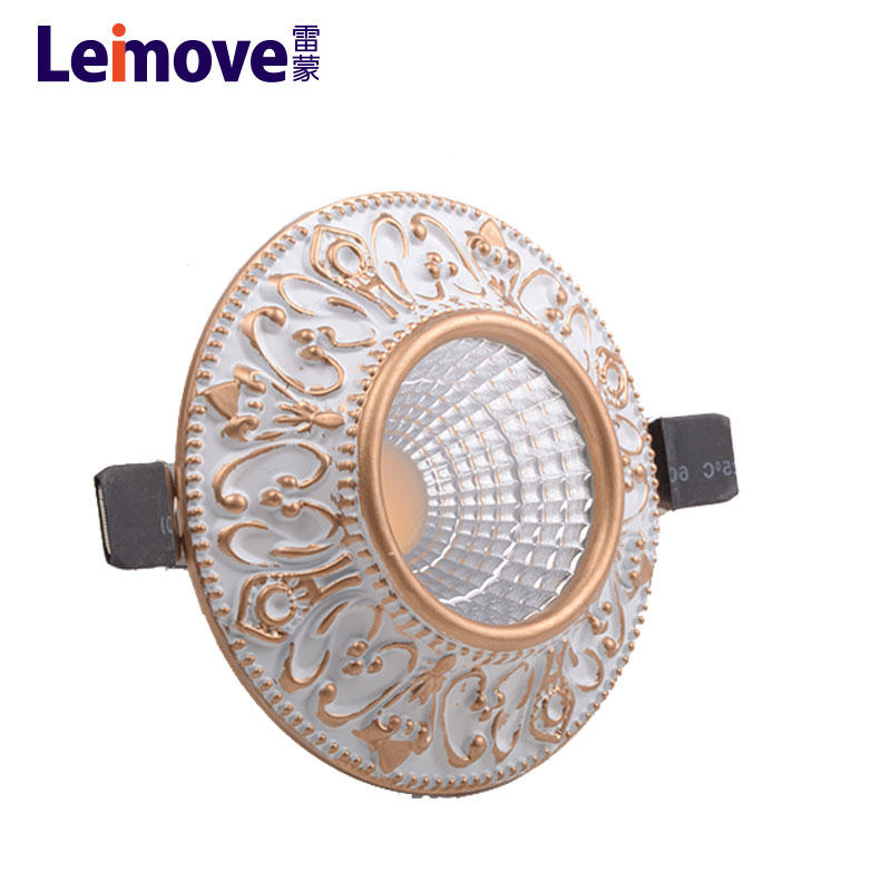 2017 hot sale 15 watt dimmable recessed led ceiling lighting