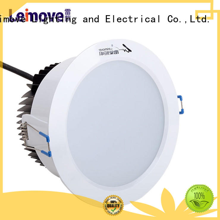 Leimove recessed outdoor led downlights custom made for sale