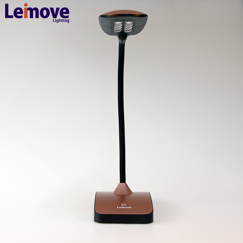 AC100-240V/50Hz 1.8m wire length touch switch type high lumen table lamp