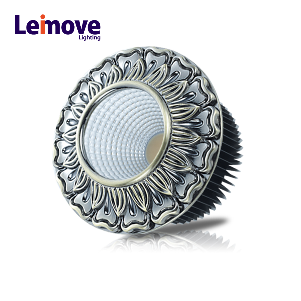 led round downlight fixtures 4 inch dimmable cob led downlight 15w High CRI and High quality,Indoor use