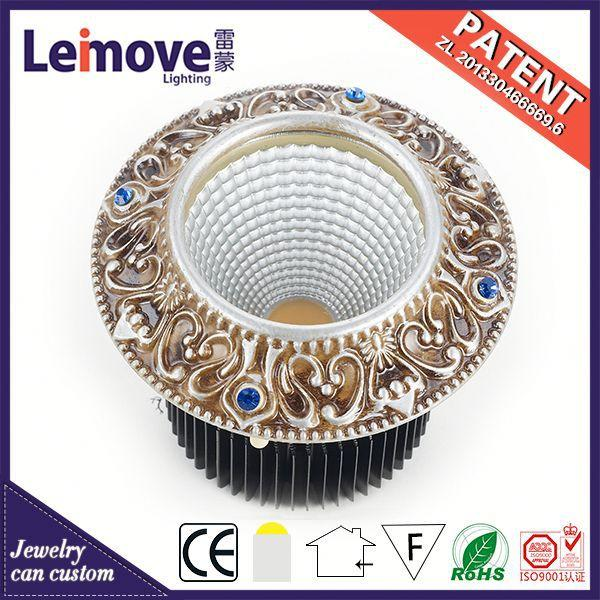 6 inch recessed dimmable led downlight energy saving led downlight 10w high power