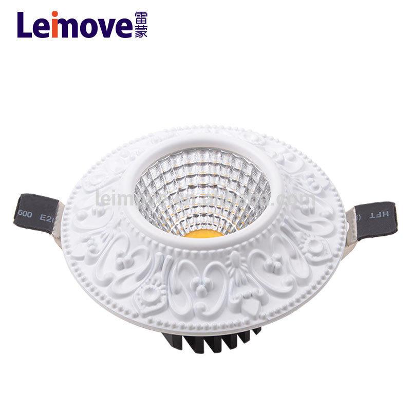 15 watt recessed led downlight fitting ac100-240v high quality cob led downlight 10w
