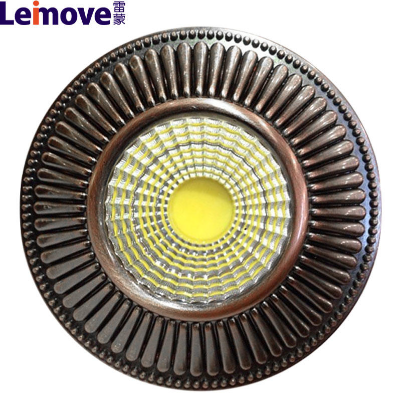 european standard led light track high luminous 10w led recessed downlight