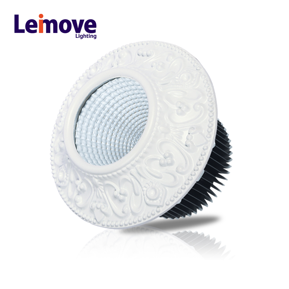 dimmable cob 5w led downlight & led cob downlight adjust