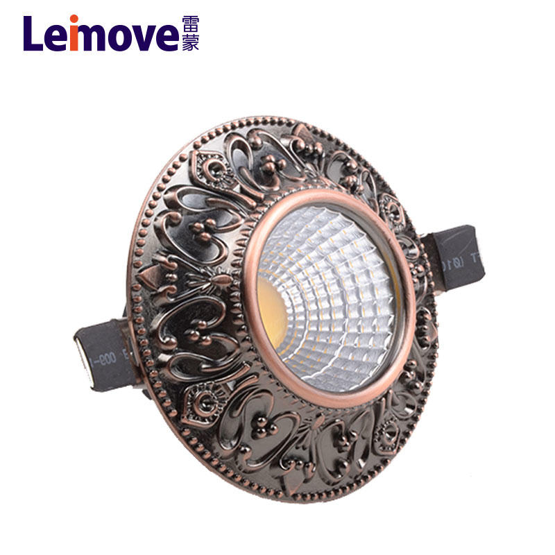 100lm/w led ceiling recessed down light lamp