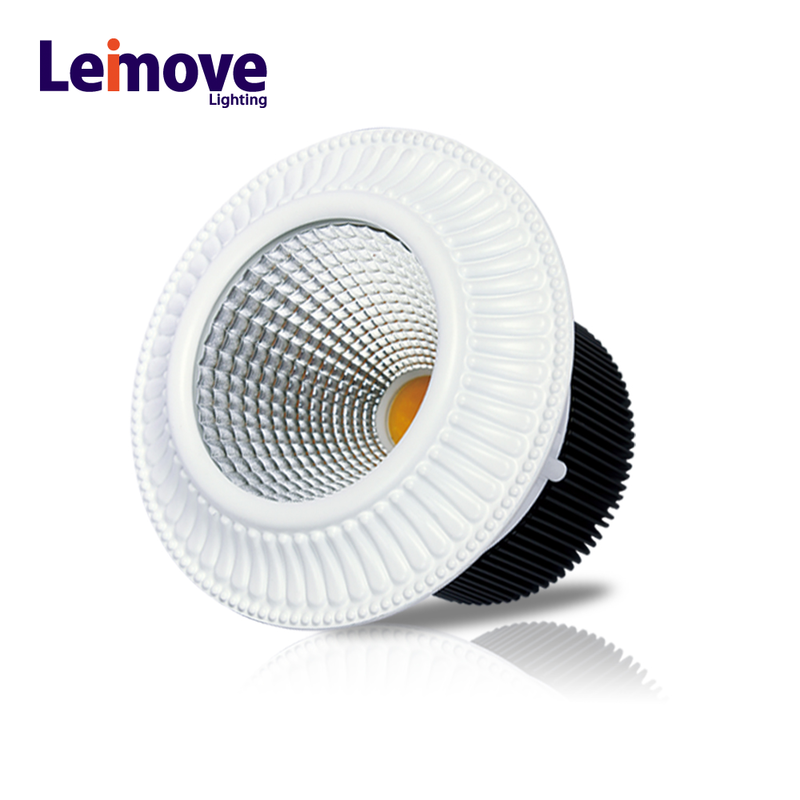 Trimless dimmable led ceiling down light hotel downlight