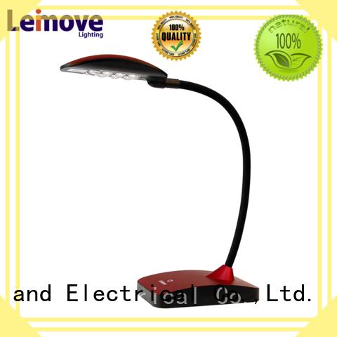 Leimove custom led table lamp by bulk for student