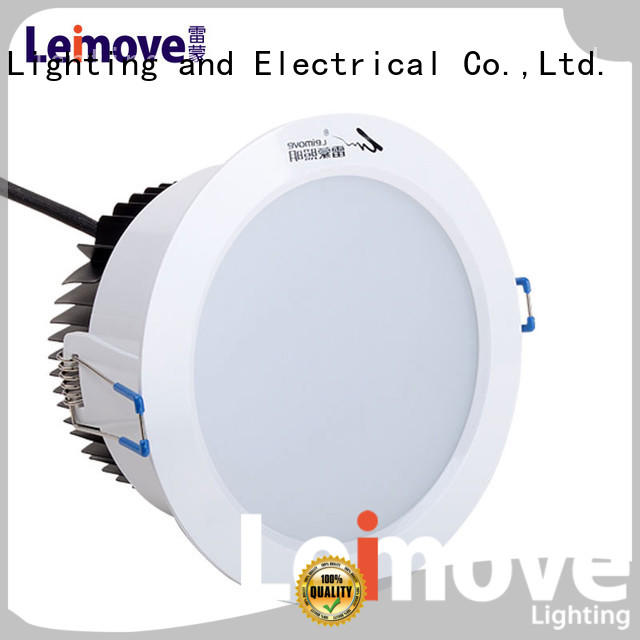 Leimove commercial illumination led down light surface mounted for sale