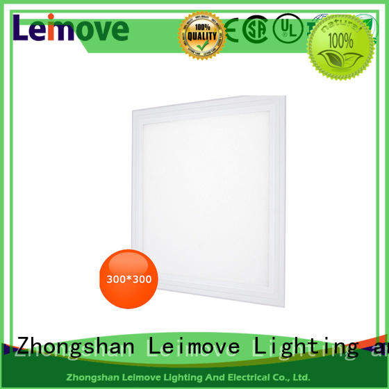 Leimove surface-mounted led square panel light hot-sale for customization