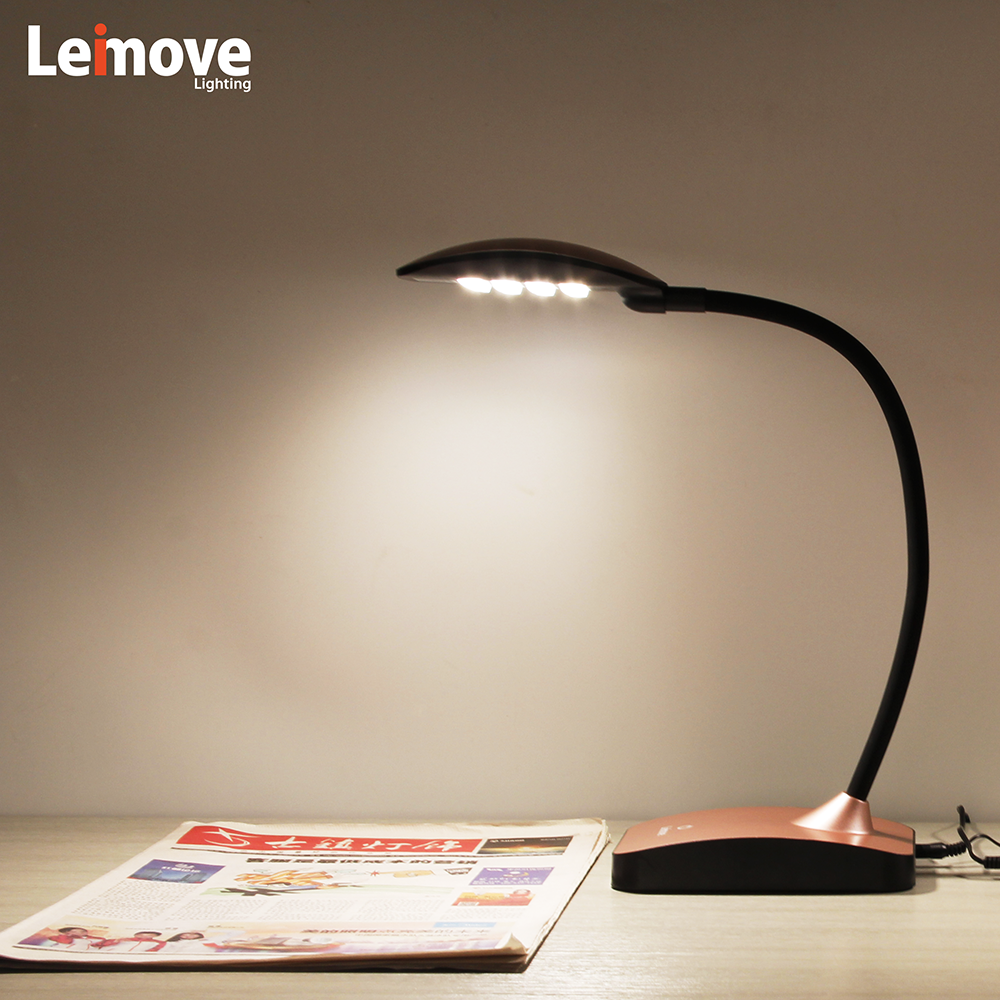Leimove high CRI student study writing table lamp