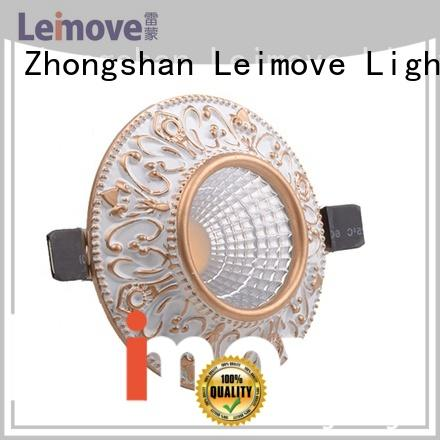 years warranty dimmable led downlights ceiling decoration white milky for customization