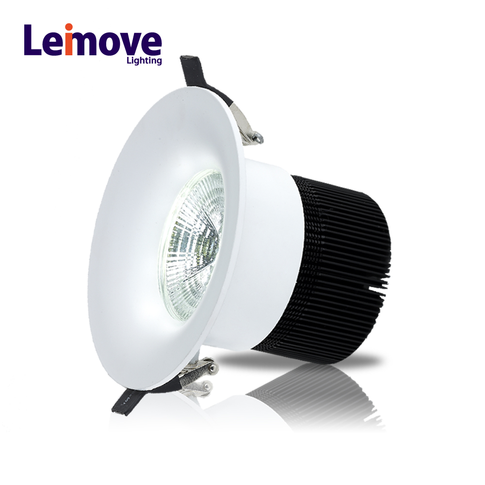 75mm cut hole size rechargeable led emergency ceiling lights High CRI and High quality,Indoor use