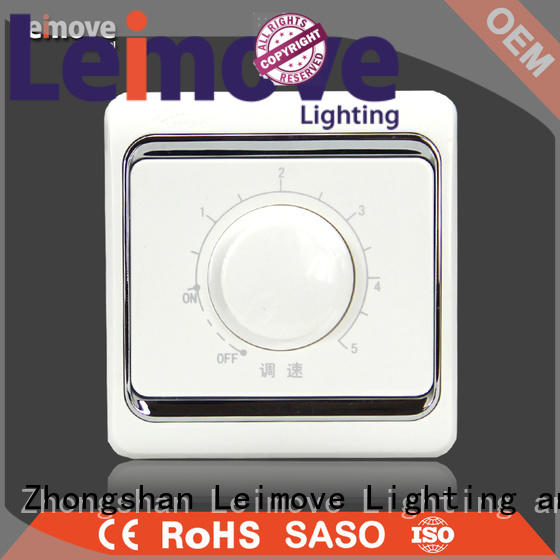 high tensile strength electric switch high-quality simple structure lighting accessories