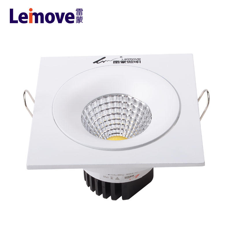 7w led ceiling downlights round ceiling lamp