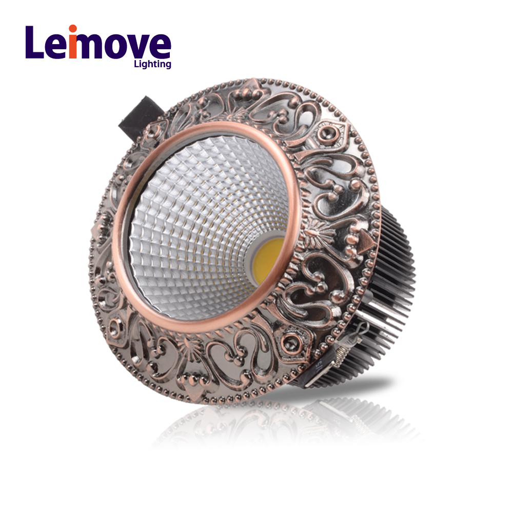 round mounted high lumen led ceiling light
