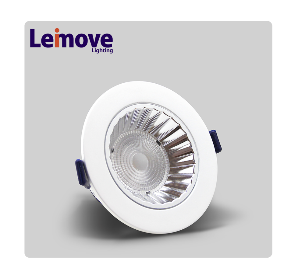 Round Cylinder 5W 400LM IP20 COB surface mounted led ceiling light new