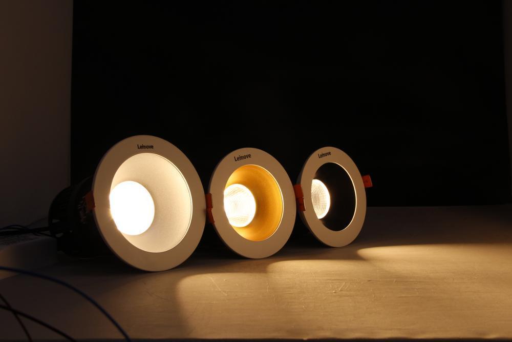 LED recessed spot light 90 CRI