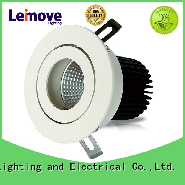 Leimove energy-saving spot lights led recessed