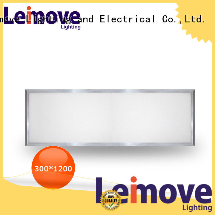 Leimove dimmable led ceiling panel lights hot-sale for customization