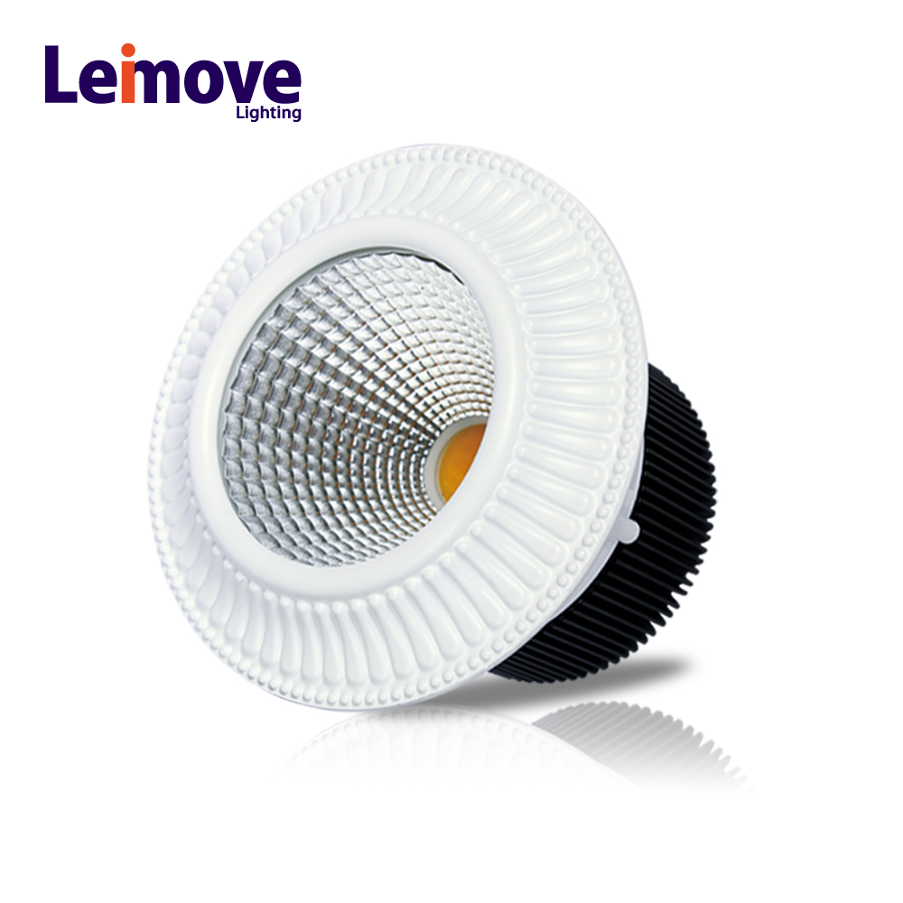 95mm cut hole size 15 30 45 degree beam angle led spotlight