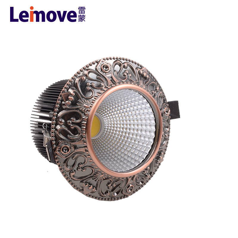 Eu style portable spotlight with stand in led spotlights