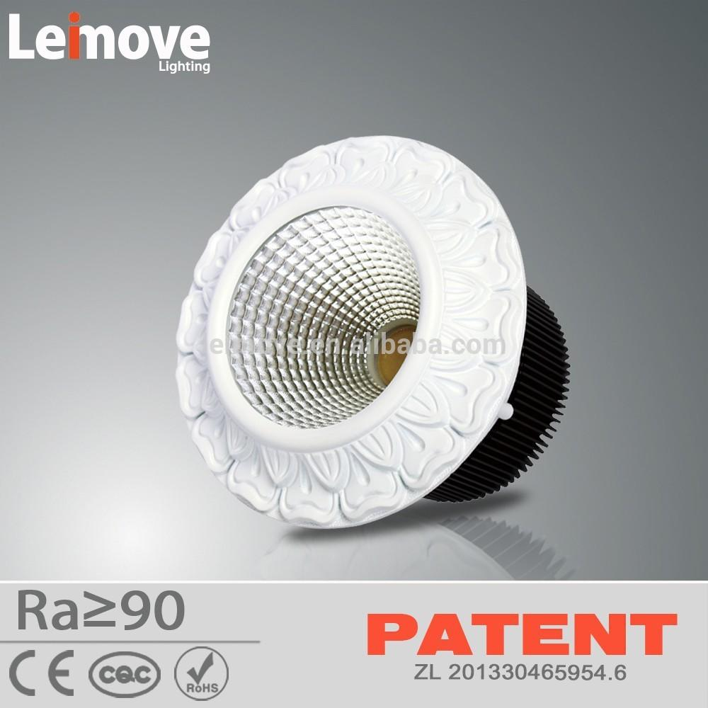 gimbal led downlight cob , 10w led cob downlight housing