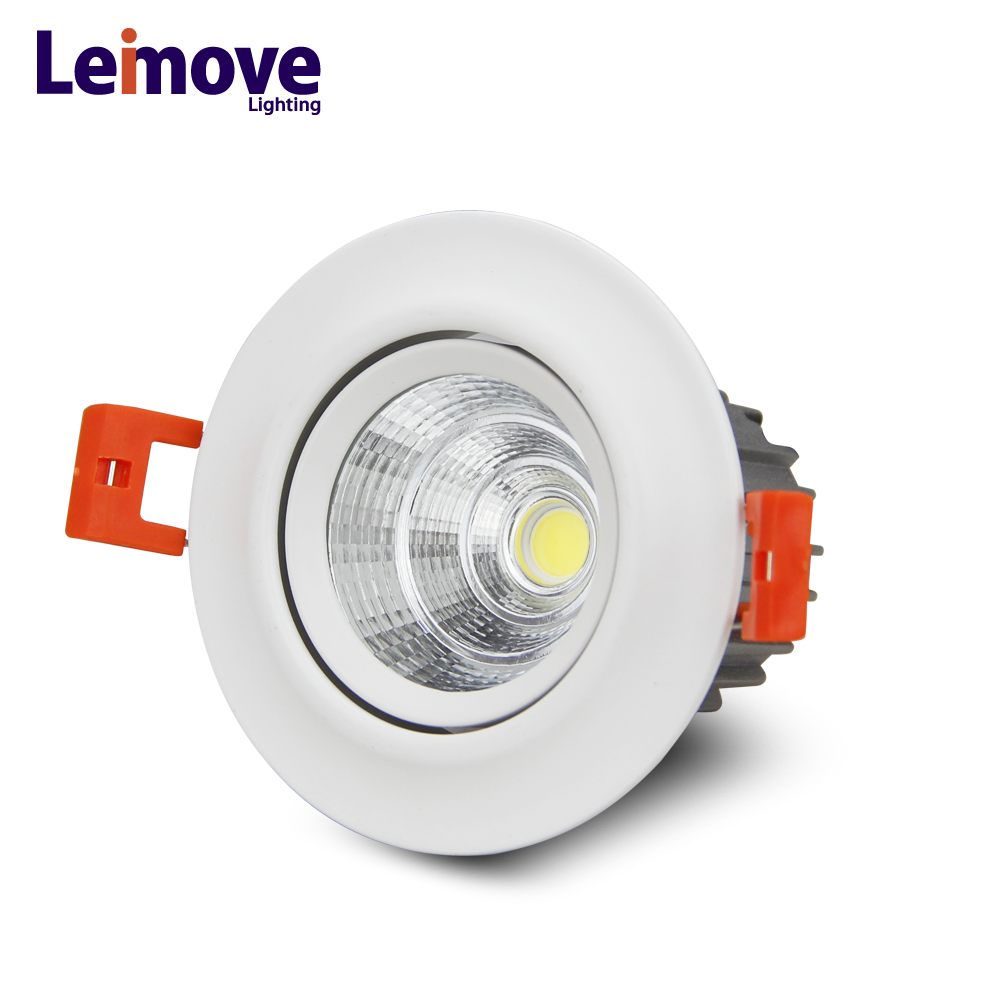 5w low price recessed down light led , cob led down light
