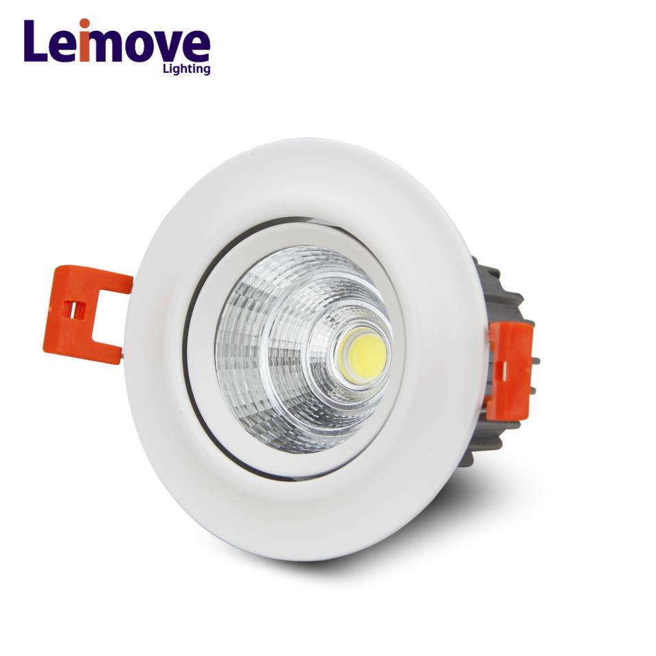 5w low price recessed down light led , cob led down light