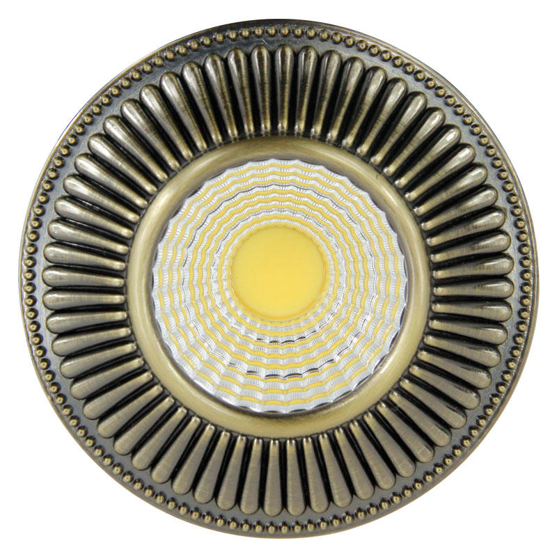 2017 new cob dimmable price led downlight malaysia, led downlight with 120mm cut out