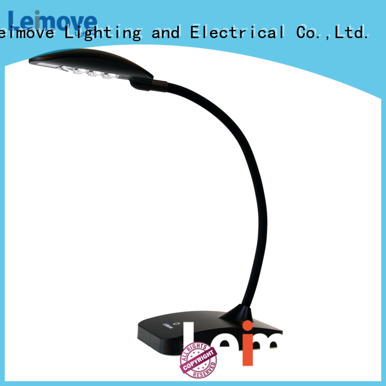 universal led table lamp blue high-quality for sale