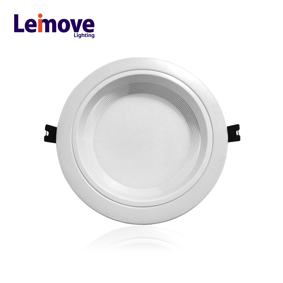 mounted plastic led downlight