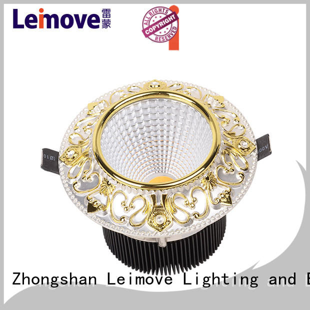 Leimove anti-dazzling led down light custom made for sale