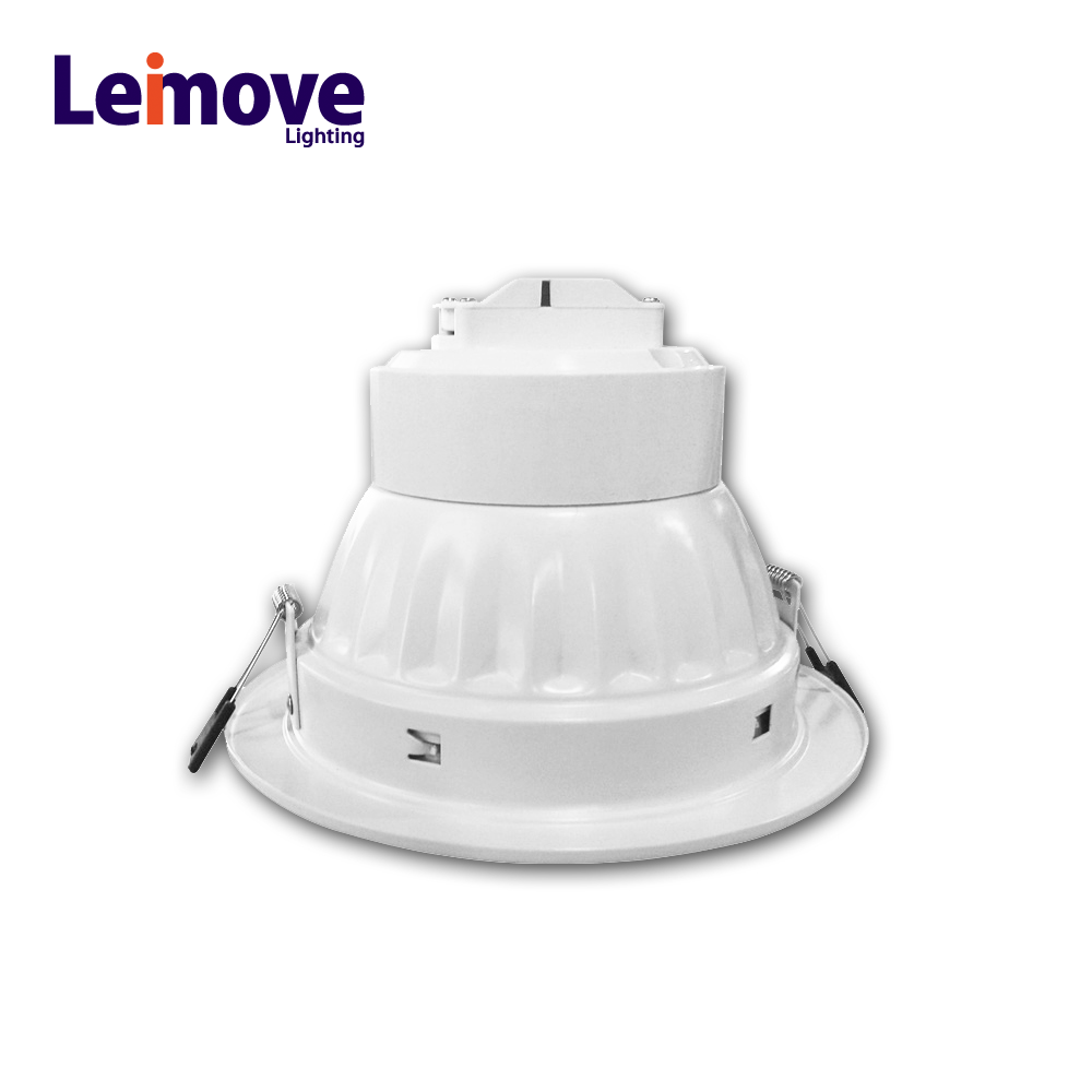 driver in led downlight fixture