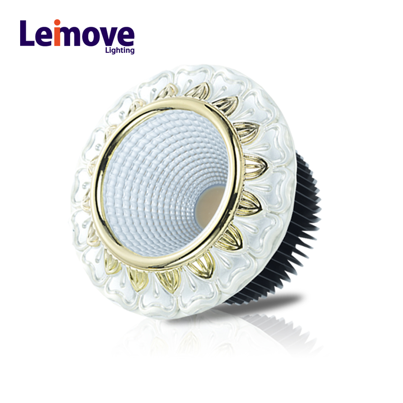 95mm hole size cob led downlights for hotel