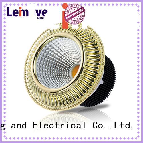 Leimove energy-saving led spotlight bulbs recessed for decoration