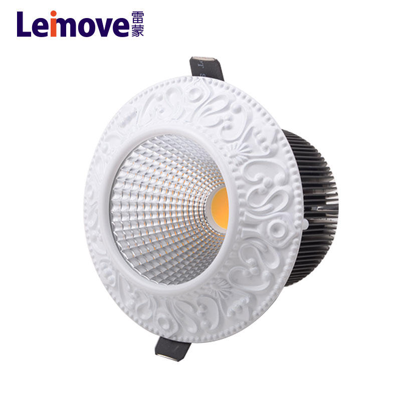 2017 new design recessed led ceiling light