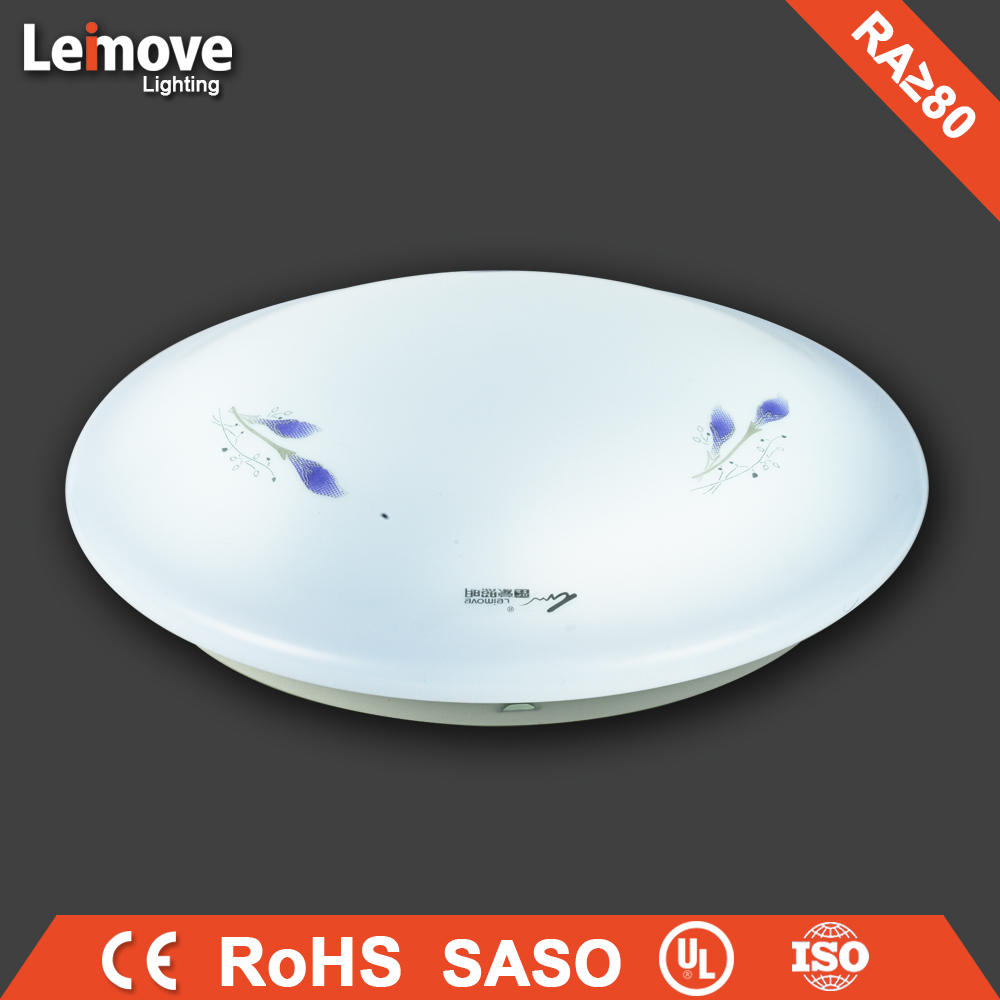 Professional Factory Supply surface mount round led ceiling light fixture