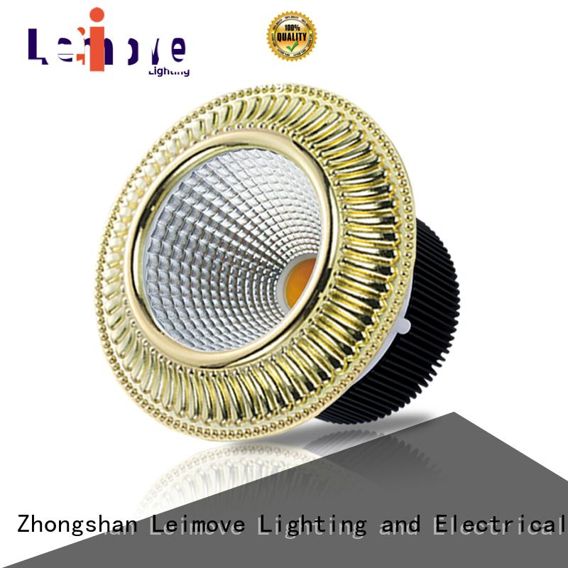 Leimove copper colored led spotlights ultra bright for sale