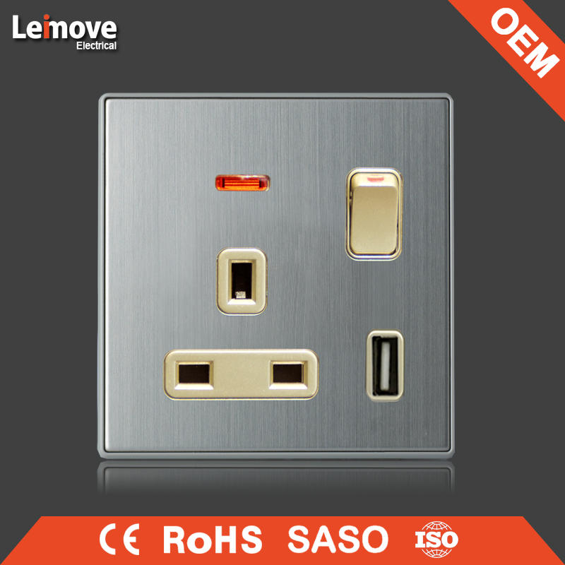 Best Prices Latest factory outlet wall socket tv and satellite high class epoxy pcb without shell