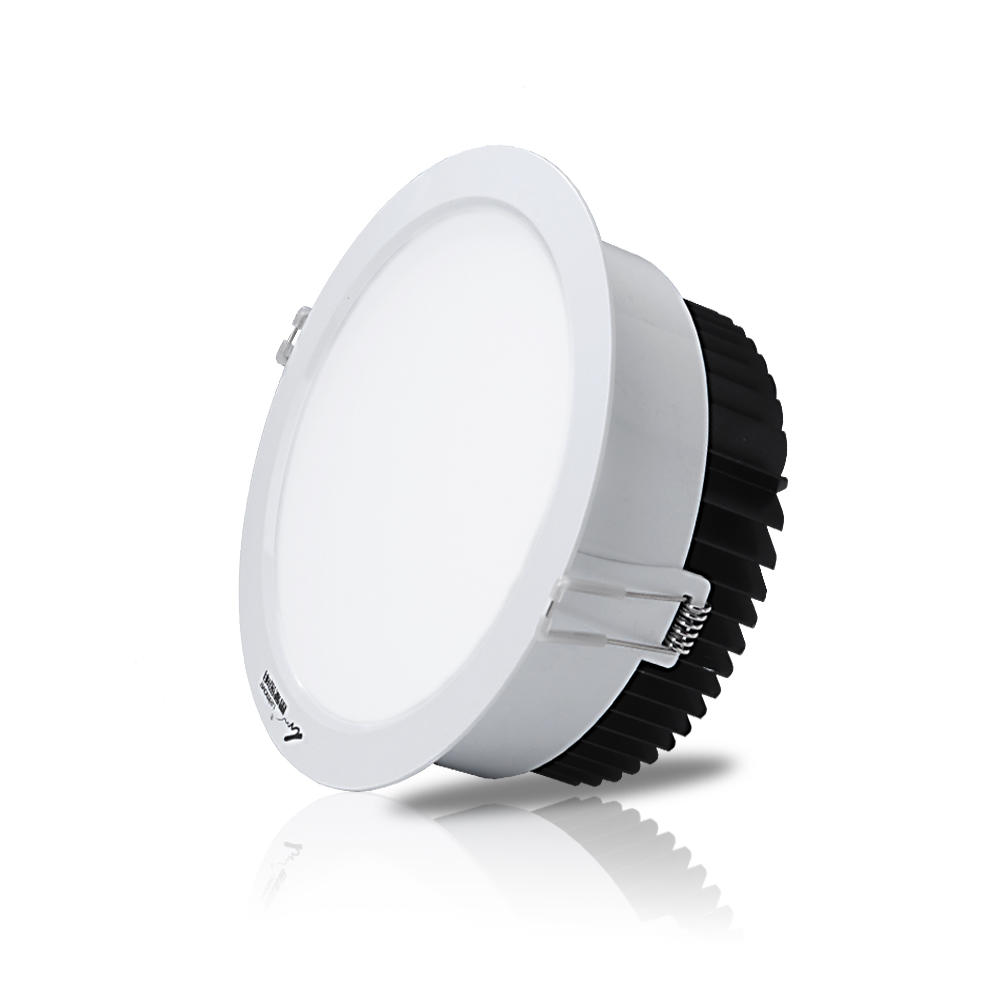 high power led recessed lights 120mm cut out smd 5730 9w 4inch led downlight
