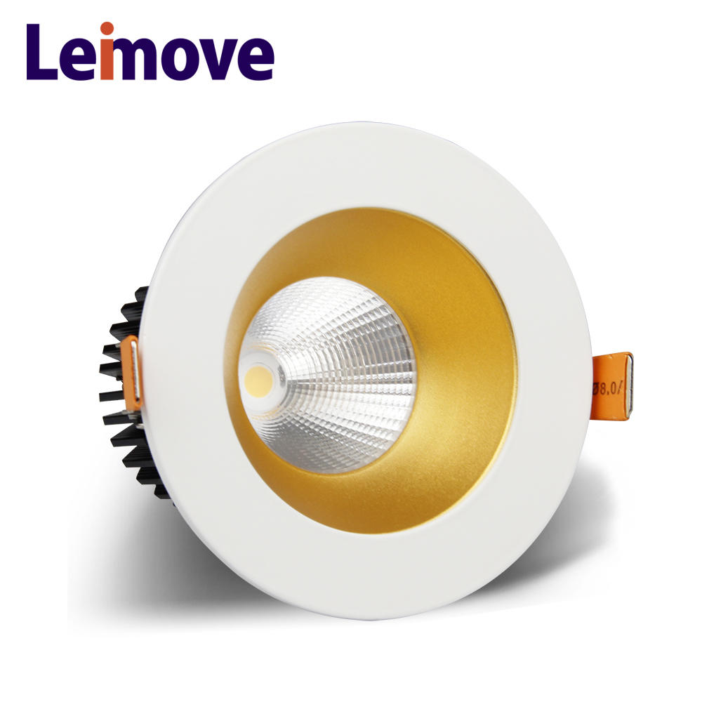 6w LED recessed spot light with Eaglcrise driver