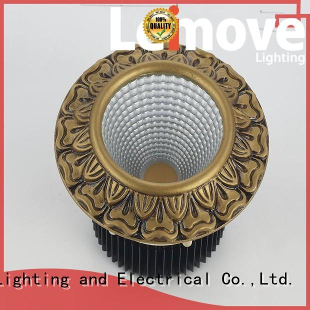 Leimove ceiling decoration slim led downlights surface mounted for sale