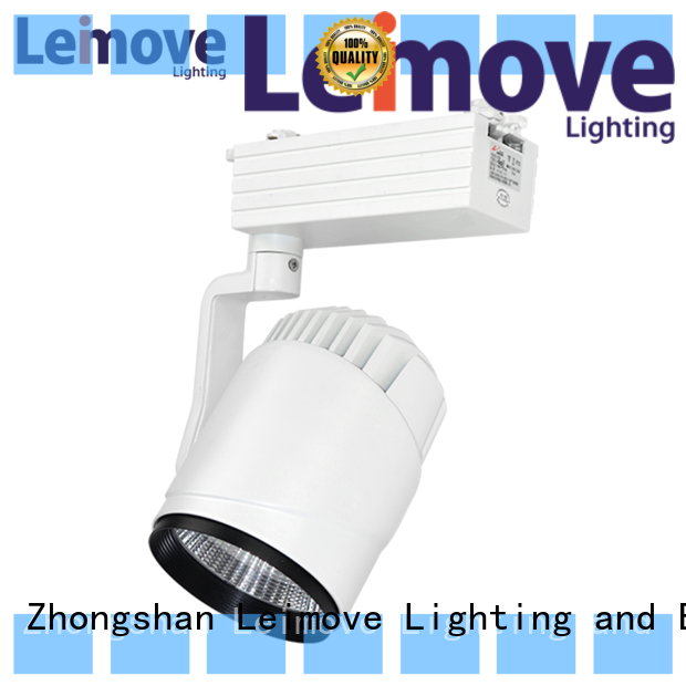 ce approved led track light bulbs commercial lighting hot-sale free design