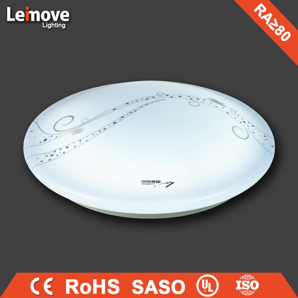 2017 new design flush mount ceiling light