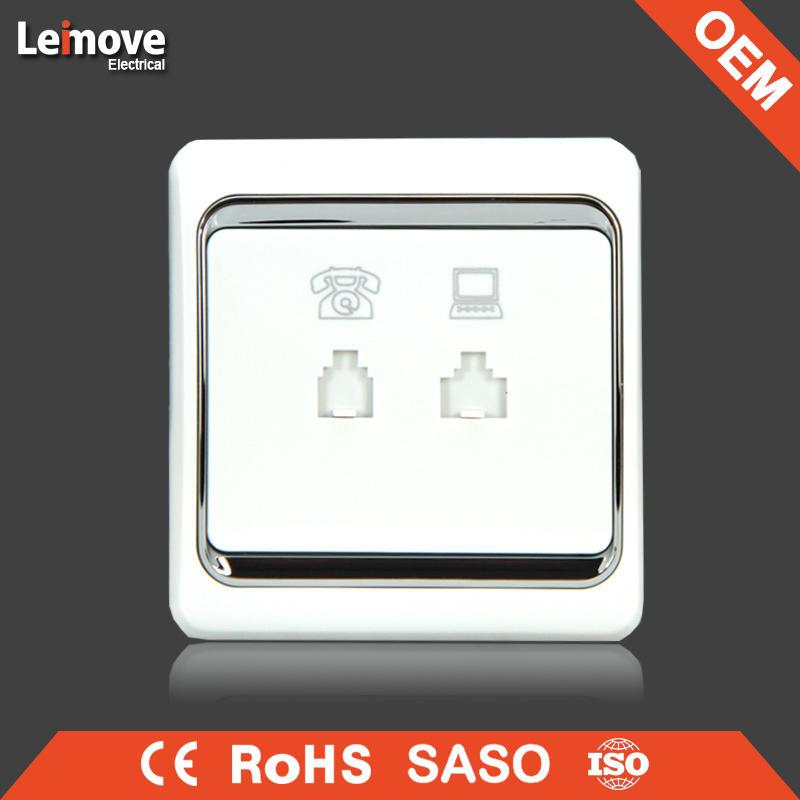 European and Classic doorbell switch with dont disturb